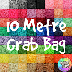 10 Metre Fold Over Elastic Grab Bag