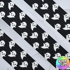 Halloween 13th Design - Patterned Grosgrain Ribbon
