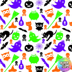 Halloween Fabric 3