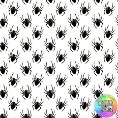 Halloween Spiders Fabric 4