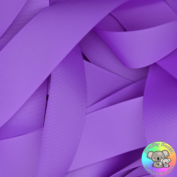 Hyacinth Grosgrain Ribbon