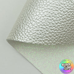 Ivory Pearl Double Sided Fabric