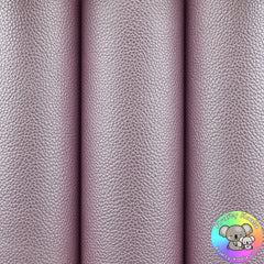 Lilac Pearl Leatherette