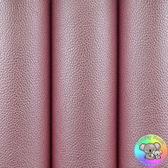 Pink Pearl Leatherette
