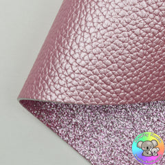 Pink Pearl Double Sided Fabric
