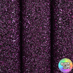 Pink Splash Ultra Chunky Glitter Fabric