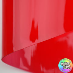 Red Jelly Fabric