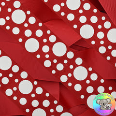 Red Spots Ribbon