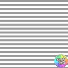 Silver Stripes Fabric