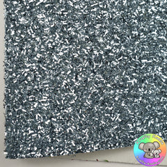 Silver Tinsel Fabric