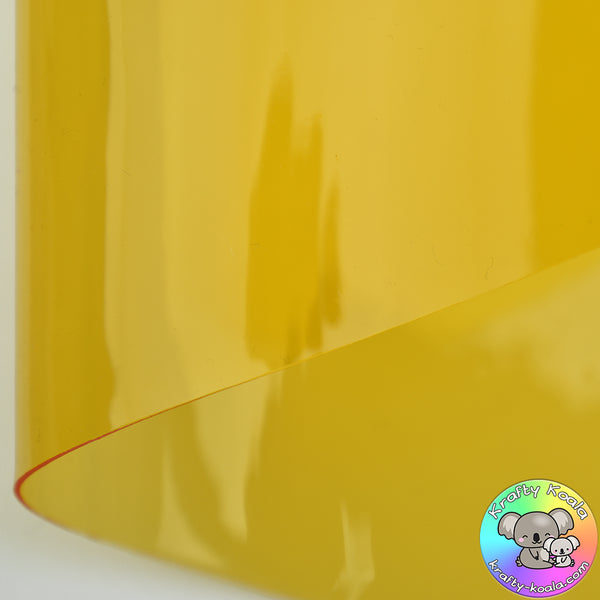 Yellow Jelly Fabric
