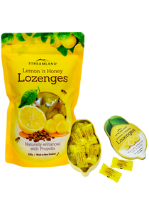 Lemon 'N Honey Lozenges