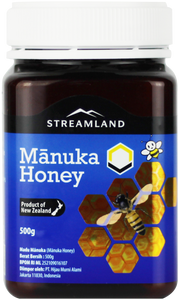 Manuka Honey Indonesian