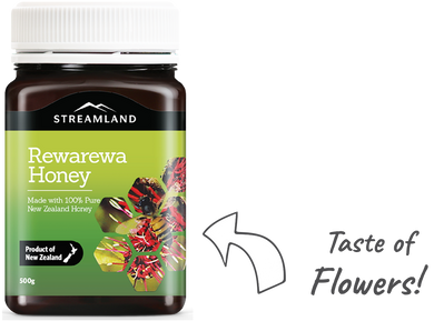 Rewarewa 'N Honey
