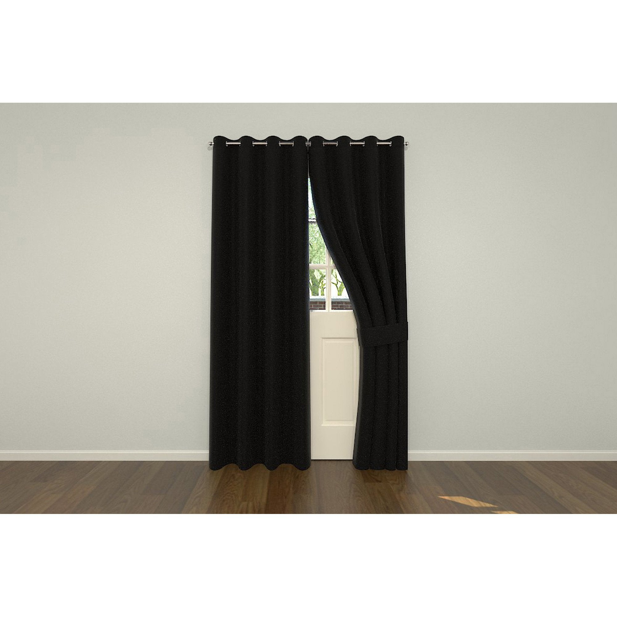 Kilo Wool Serge Curtains