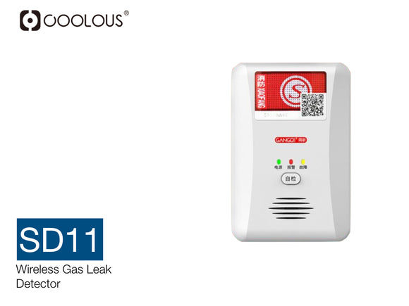 Nb-IoT Wireless Explosive Gas Leak Detector Alarm (Only bulk orders accepted via email)