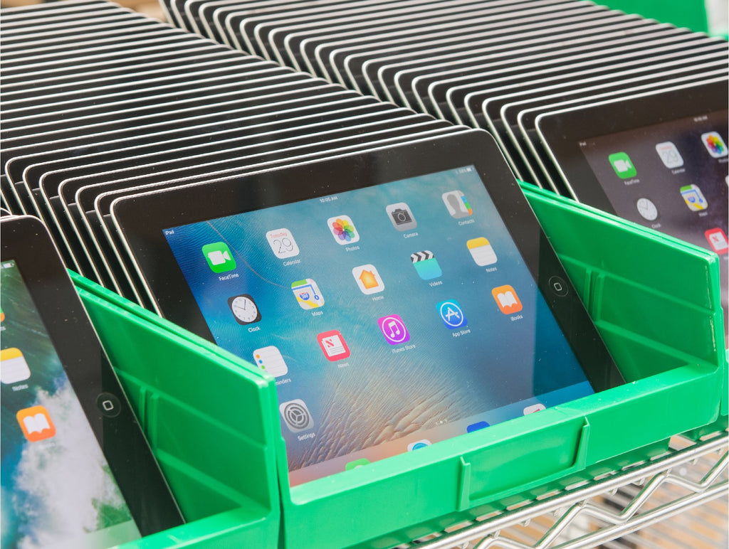 6 Easy Steps to Sell Your School's Used iPads and Laptops