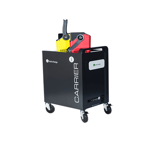 Carrier 20 Charging Cart