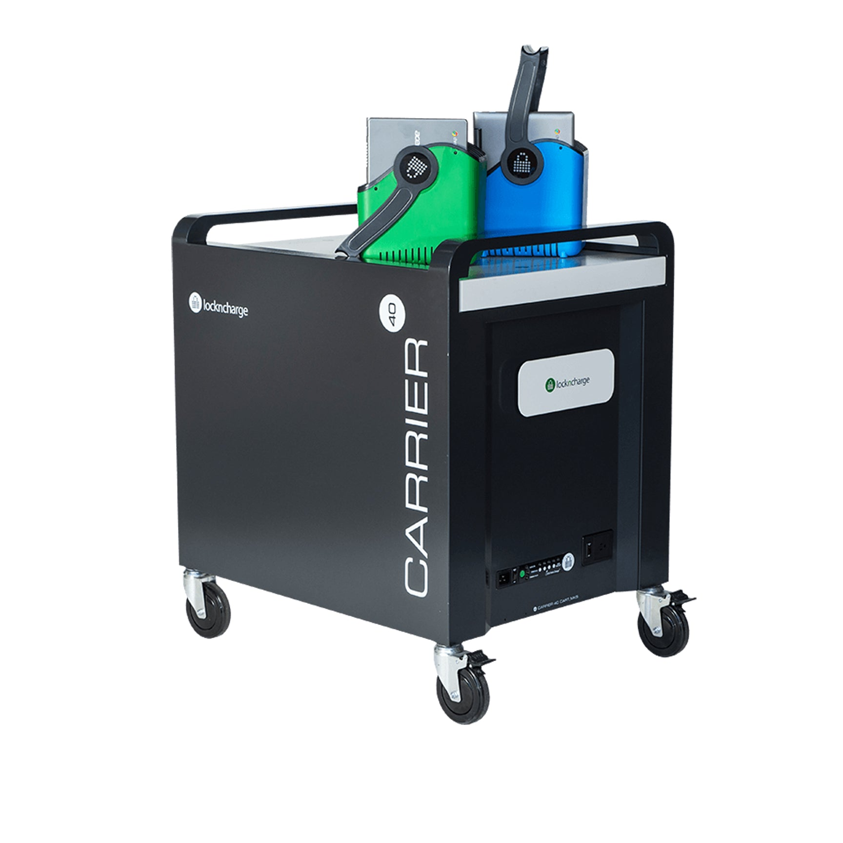 Carrier 40 Charging Cart