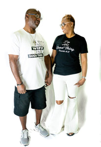 His & Her T-shirts