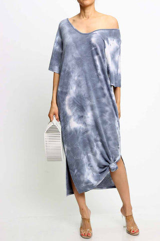 Open Heaven Tie Dye Dress