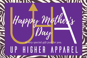 Mother's Day Animal Print Gift Card