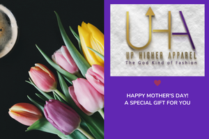 Mother's Day Gift Card Flowers