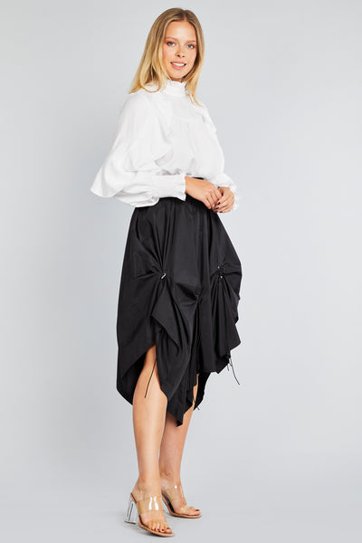 The Victoria Ruffle Sleeve Blouse