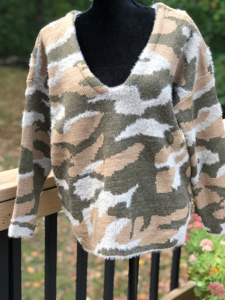 Oversized Mohair Sweater (more colors)