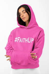 #FaithUp Hoodie (more colors)