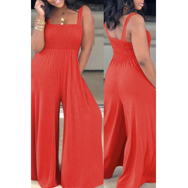 Sassy Lady Wide Leg Jumpsuit