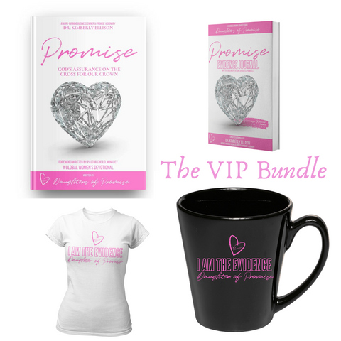The Promise Devotional VIP Bundle