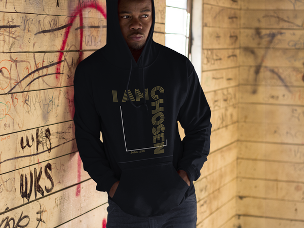 I AM CHOSEN Hoodie (More Colors)