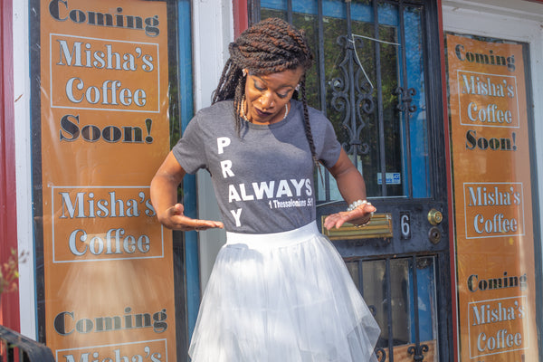 Pray Always T-Shirt