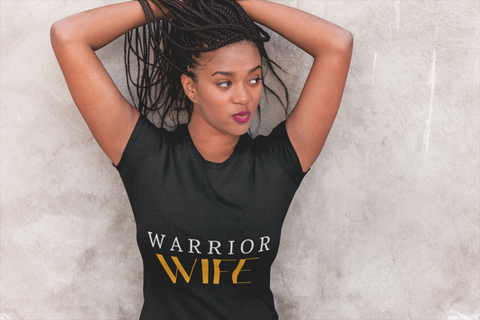 Warrior Wife T-Shirt