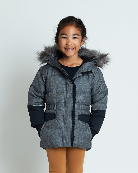 Meadow Coat - Charcoal