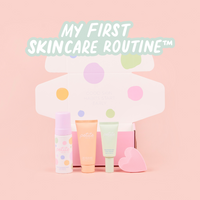 My First Skincare Routine | Confetti Collection