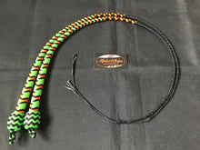 Load image into Gallery viewer, 12 Plait, Junior Series Snake Whips