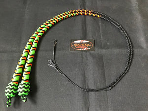 12 Plait, Junior Series Snake Whips