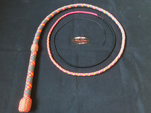 Load image into Gallery viewer, 32 Plait, Alpha Series Bullwhips