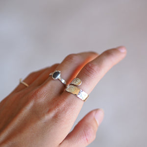 Chunky Split Ring