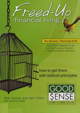 Freed-Up Financial Living Teaching DVD
