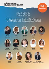 The Global Leadership Summit 2020 Team Edition on DVD