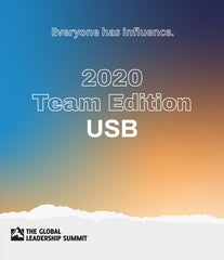 The Global Leadership Summit 2020 Team Edition on USB