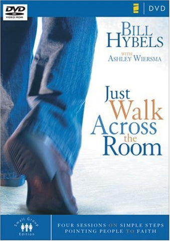 Just a walk across the room DVD