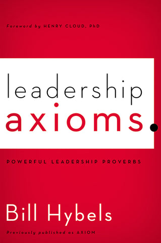 Leadership Axioms