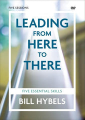 Leading From Here To There DVD