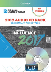 The Global Leadership Summit 2017 Audio Pack on CD