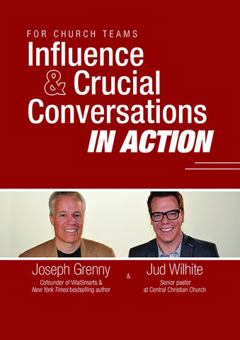Influence and Conversations in Action for Church Teams DVD