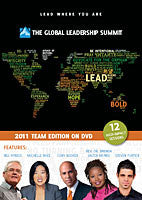 The Global Leadership Summit 2011 Team Edition on DVD